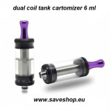 Clearomizer MEGA TANK 6ml
